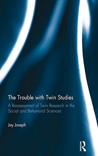 Cover of The Trouble with Twin Studies by Jay Joseph